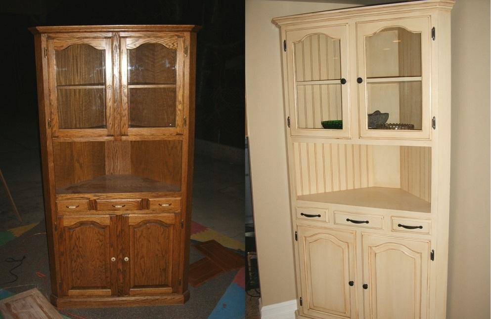Старая мебель реставрация своими руками фото до и после