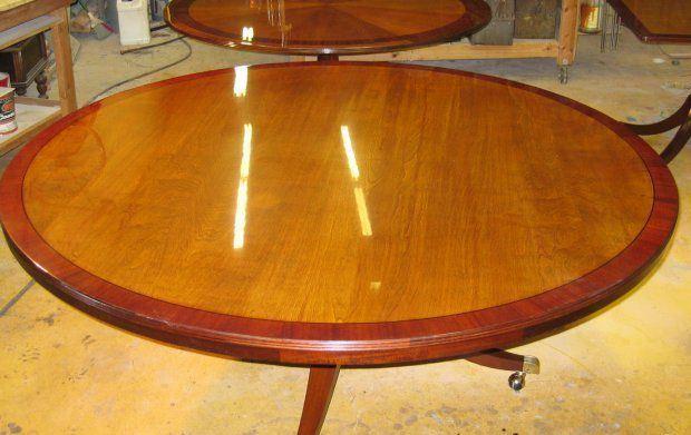 Ремонт стола из дерева